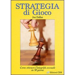Strategia di gioco brossura