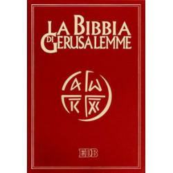 La Bibbia di Gerusalemme...
