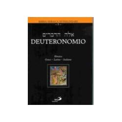 Deuteronomio. Ebraico,...