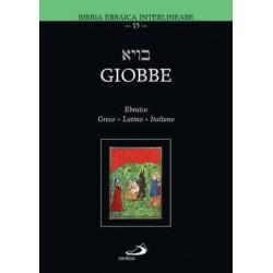 Giobbe ebr-Lat-Gre-Italiano