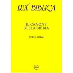Lux Biblica 3 -  Il canone...