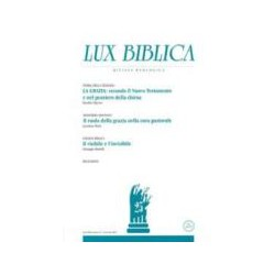 Lux Biblica n. 25 - Rivista...