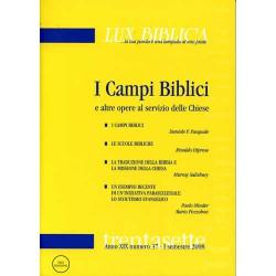 Lux Biblica n°37 I campi...