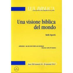 Lux Biblica n°44 Una...