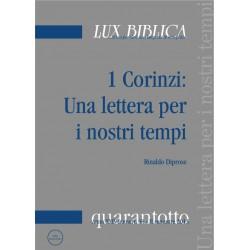 Lux Biblica n°48 1 Corinzi...