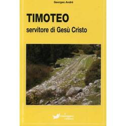 Timoteo  servitore di Gesù...