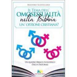 Il tema dell'omosessualità...