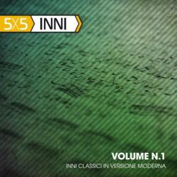 5X5 Inni vol. 1 CD
