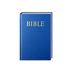 Bibbia in Ceco