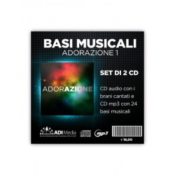 Adorazione 1 – CD audio +...