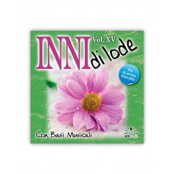 Inni di lode vol. XV CD con...