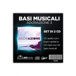 Adorazione 3 – CD audio +...
