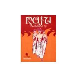 Raju, il camminatore sul fuoco