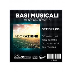 Adorazione 5 – CD audio +...