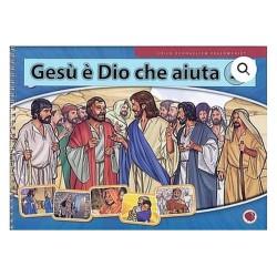 Gesù è Dio che aiuta 2
