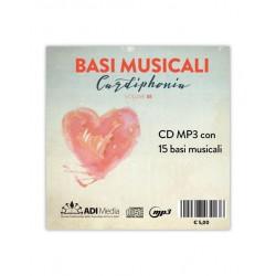 Cardiphonia 1 CD mp3 con 15...