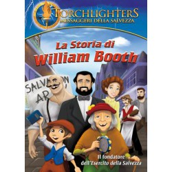 La storia di William Booth...