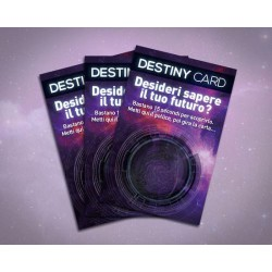 Destiny card (100 pz)
