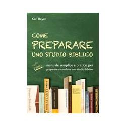 Come preparare uno studio...