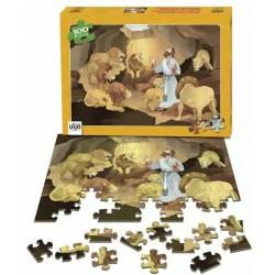 Puzzle Daniele nella fossa...