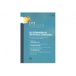 Lux Biblica n°60 Gli...