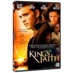 King's faith DVD - In...