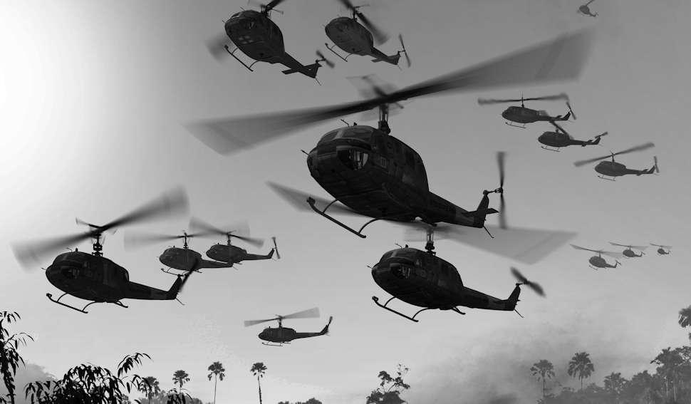 elicotteri guerra